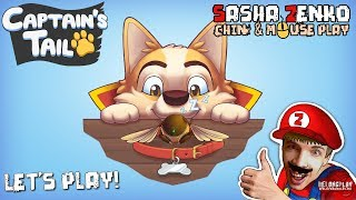 Captain's Tail Gameplay (Chin & Mouse Only)