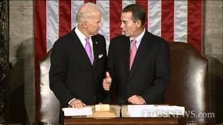 what are boehner biden talking about? not jobs
