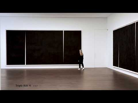 Richard Serra: Rifts at Gagosian Grosvenor Hill, London
