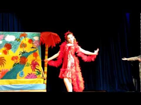 Mikaela Sheridan sings How Lucky You Are from Seussical, Jr. 2013