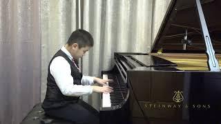 Clementi Sonata in D major Op. 25 No. 6 Un poco andante 2nd Movement