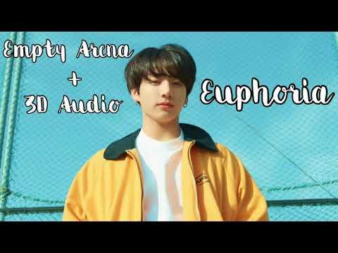 'Euphoria ;LOVE YOURSELF 起 Wonder' - Empty Arena + 3D Audio