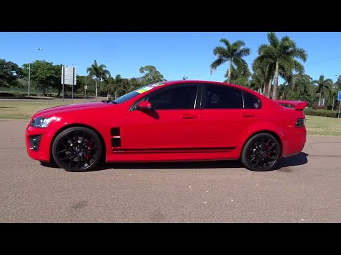 2008 Holden Special Vehicles Gts Townsville Cairns Mt Isa