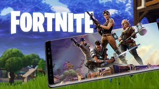 Fortnite for android apk data working 100% no fake No time wasting