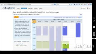 How to Use ScheduleOnce Apointment Software to Schedule Interviews and Appointments with Ease
