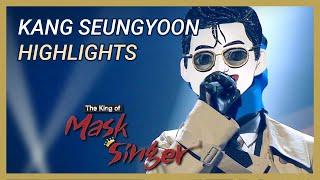 [The King of Mask Singer] - Kang Seungyoon Winning Compilati…