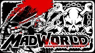 MadWorld - Wii REVIEW - Platinum Games 1st Game