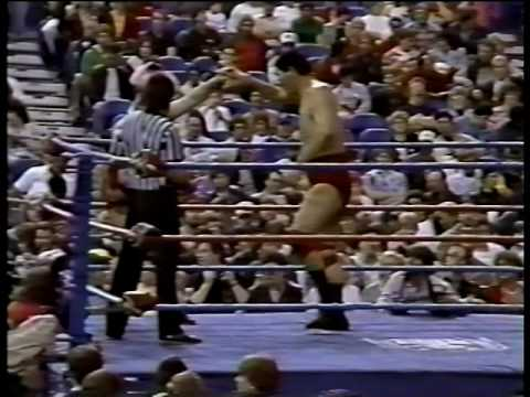 "Image result for AWA: WrestleRock '86 ""Bulldog"" Bob Brown vs Giant Baba wwe.com"