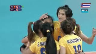ถ่ายทอดสด วอลเลย์บอลหญิง ซีเกมส์ 2019 ไทย vs เวียดนาม