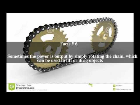 Chain drive Top # 9 Facts