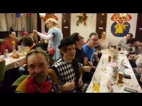 Der schmotzige Donnerstag 2017 im Café Melber, Oberndorf am Neckar