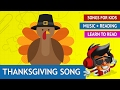 Thanksgiving Song | Holiday Songs for Kids