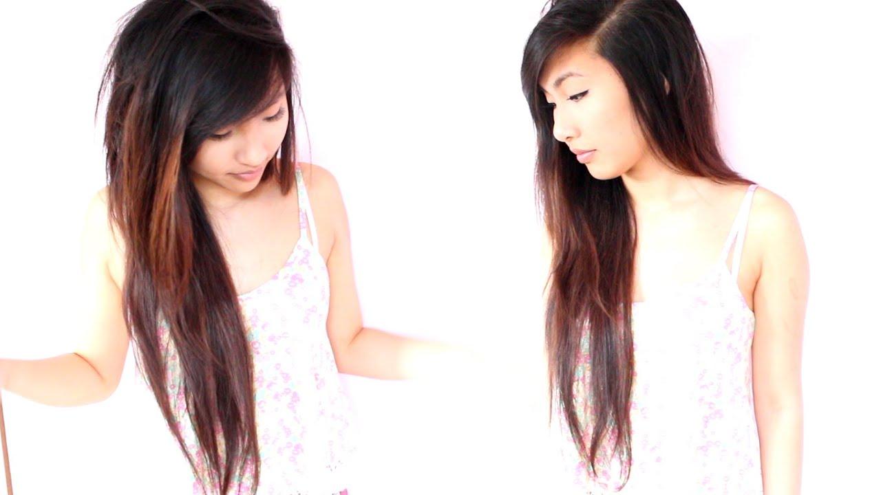 how to add volume to straight, thin hair - 8 ways | emily liu - youtube