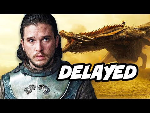 Game Of Thrones Season 7 DELAYED Q&A