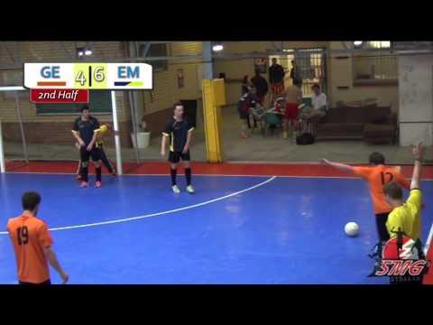 Emporium FC v Geebung Futsal