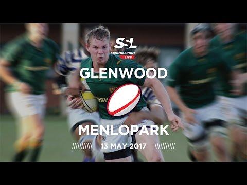 Glenwood 1st XV vs Menlopark 1st XV, 13 May 2017