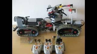 [MOC] Lego Technic Char d'Assaut