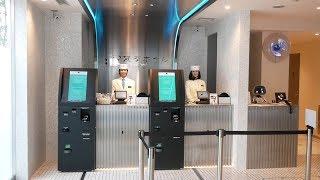 Actroid「アクトロイド」@ Henn na Hotel Tokyo Hamamatsucho (2018.05) [1080p 60]