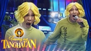 "Tawag ng Tanghalan: Vice Ganda suddenly becomes ""mali-mali"""