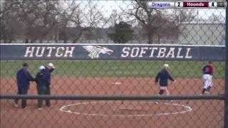 Blue Dragon Softball vs. Fort Scott (Game 2)