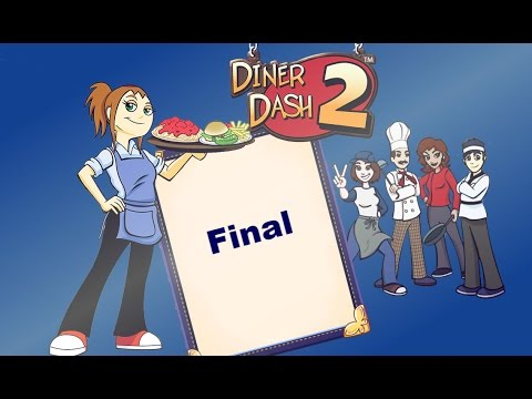 Diner Dash 2: Restaurant Rescue - Gameplay Final Part (Level 49 To 50)
