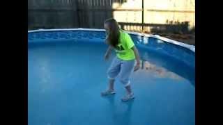Frozen Pool BIG Fail *Watch* / Padanje kroz led