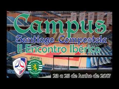 Campus e II Encontro Ibérico em Santiago de Compostela