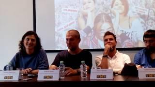 Канал ТНТ представил киносериал «Кризис нежного возраста»в Петербурге(7)