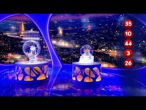 Tirage EuroMillions - My Million® du 01 juin 2021 - Résultat officiel - FDJ