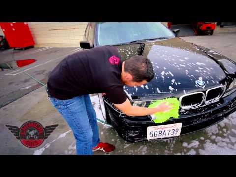 How To: Maintenance Car Wash - Chemical Guys Detailing Car Care E39 BMW