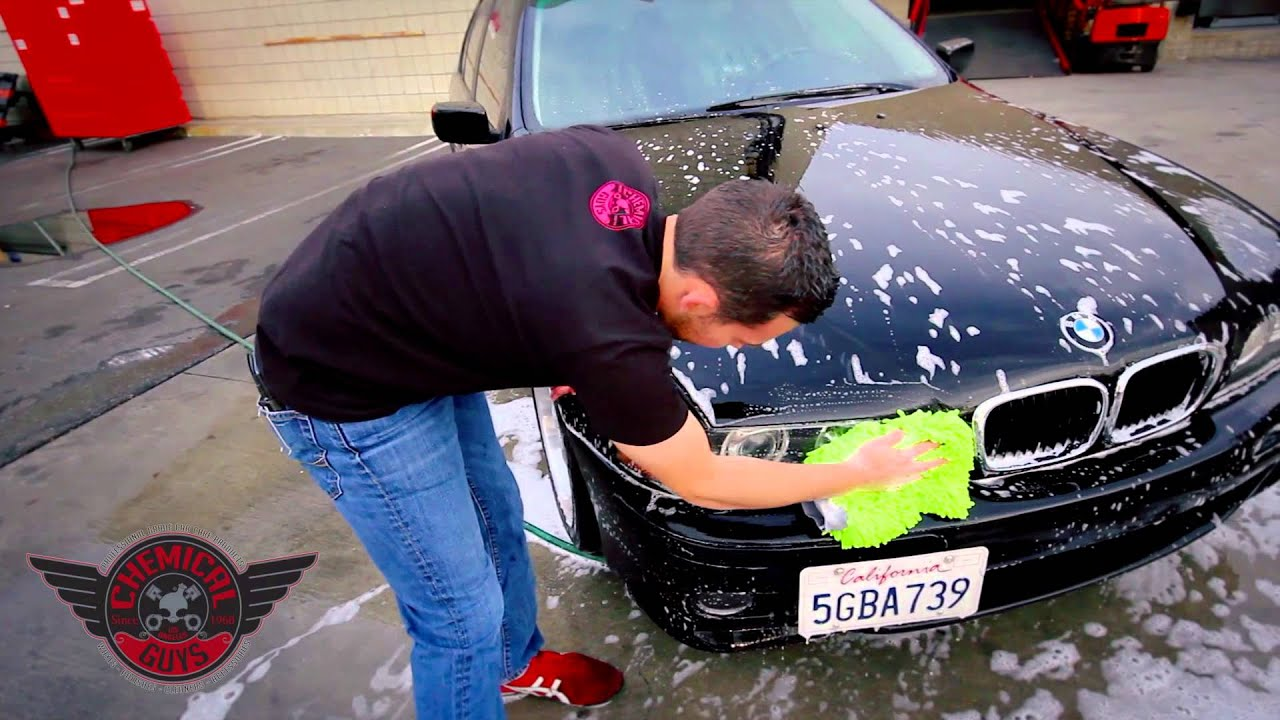 How To Maintenance Car Wash Chemical Guys Detailing Car Care E39