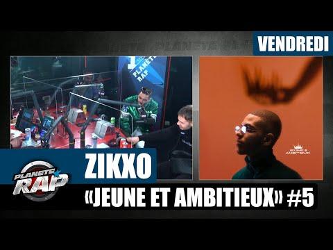 Youtube: Planète Rap – Zikxo«Jeune et Ambitieux» avec Zoxea, Aladin 135, Lesram et Cobro #Vendredi