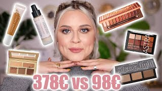 LOW COST VS HIGH END: 98€ VS 378€ CON I DUPES!
