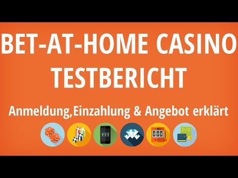 bet-at-home Casino Testbericht: Anmeldung & Einzahlung erklärt [4K]