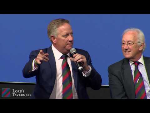 Lord's Taverners | Marsh, Dujon, Healy, Taylor and Stewart talk all things Cricket