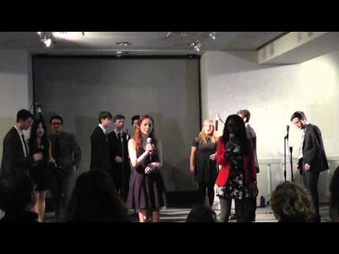 Penn Keynotes A Cappella - Somewhere Only We Know