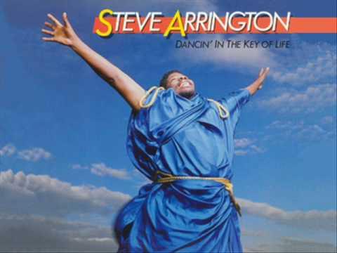 Steve Arrington  Dancin in the key of life