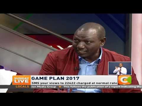 Game Plan 2017: One on one with Deputy President William Ruto [Part 1]