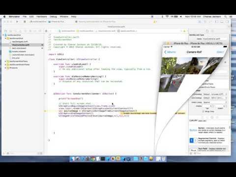Xcode 7, Swift 2: Take FULL screenshot, take PARTIAL screenshot, save to CameraRoll and get path