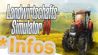 [FS14 - EN] Farming-Simulator 2014: Feature and vehicles | Infovideo | iOS und Android | LS14 App