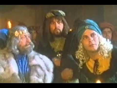 O třech rytířích, krásné paní a lněné kytlici (1996) - ukázka
