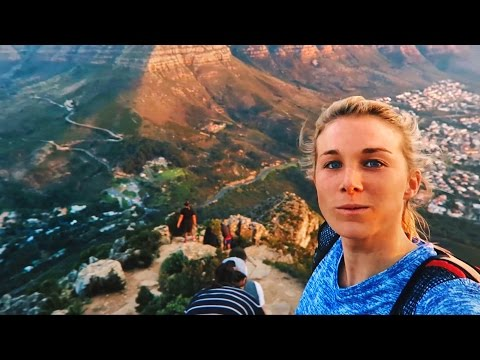 WELCOME TO CAPE TOWN - VLOG TAKEOVER