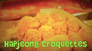 Hapjeong Croquettes