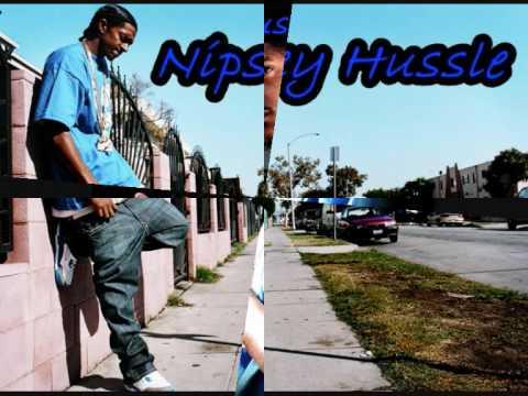 Nipsey Hussle  Feelin Myself feat Lloyd