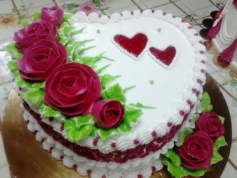 Свадебный тортик номер