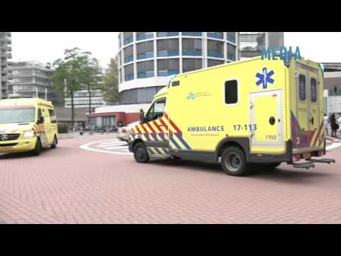 Dode en gewonde bij schietpartij Dynamostraat Rotterdam