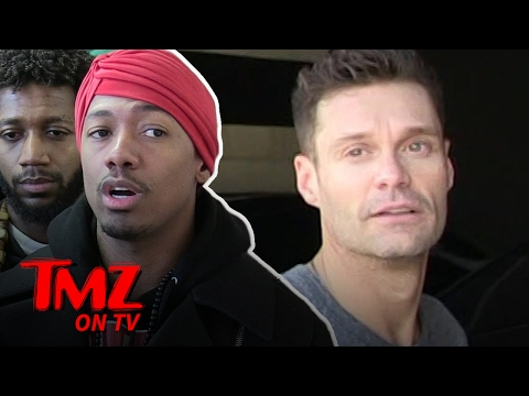 Nick Cannon: I Dont Care About 'AGT' Ryan Seacrest Can Have My Job | TMZ TV