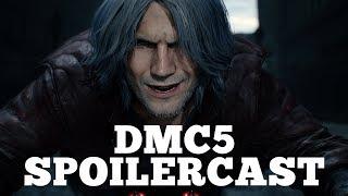 DMC5 Spoilercast Part 1