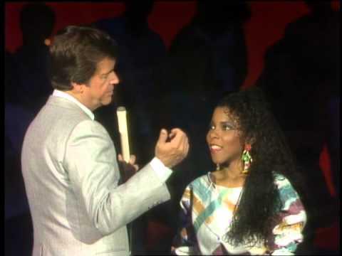 Dick Clark Interviews Patrice Rushen- American Bandstand 1984