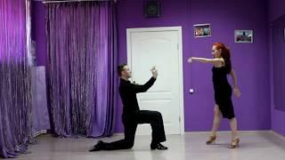 Обучающее видео о том, как самому поставить свадебный танец